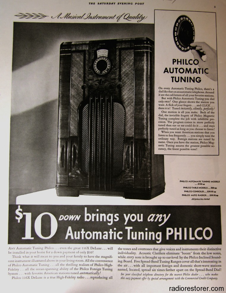1937philcoad jeremy's antique radios free downloads Basic Electrical Wiring Diagrams at soozxer.org